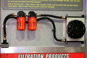SEMA 2012: Derale Touts Benefits of Engine-oil Cooling