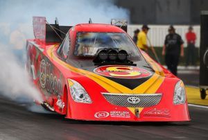 Indie Funny Car Racer Head Is Rebel Without A Pause In NHRA