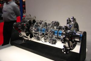 SEMA 2012: Eaton's Truetrac Adds 5-Pinion, 35-Spline For 9-inch