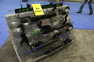 SEMA 2012: Unisteer Feeds The Steering Need