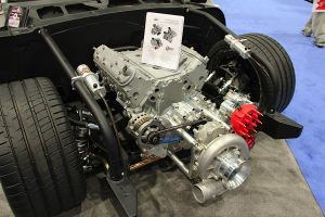 SEMA 2012: Chassisworks' Single And Dual Supercharger Gear Drives