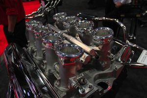 SEMA 2012: BORLA Goes With The Flow – New Induction Systems