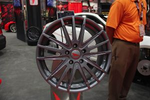 SEMA 2012: Hawk Performance Introduces Cast And Forged Wheels