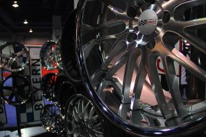 SEMA 2012: Cray Wheels' New 'Vette Hoops – Hawk Model