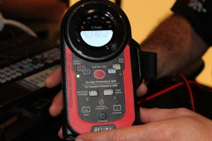 SEMA 2012: OPTIMAs Digital 400 Charger Does What Others Cant