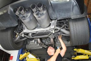 Could a Warranty Engine Swap Kill a C6 Z06 Transmission?