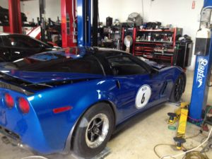 LMR Selling Their 2,000 HP C6 Corvette For Over $100K