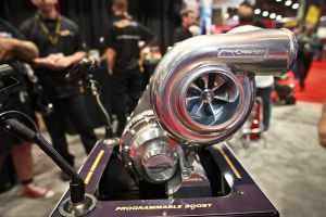 SEMA 2012: ProCharger's New Programmable Ratio Supercharger