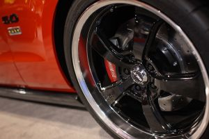 SEMA 2012: Mickey Thompson's Award Winning Street Comp UHP Tires