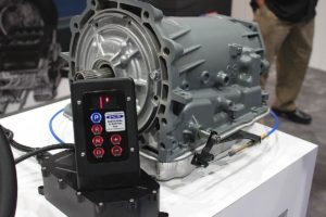 SEMA 2012: PCS Develops A Push Button Shifter For Any Transmission
