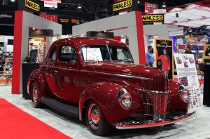 SEMA 2012: Painless Performance Introduces a New Line-Up