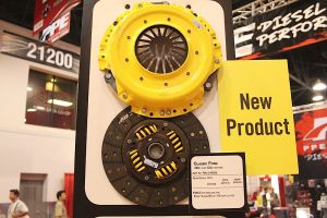 SEMA 2012: Advanced Clutch Technology Makes Your Life Easier