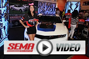 SEMA 2012: American Racing Headers Covers the Classics and More