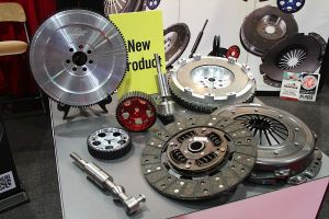SEMA 2012: Fidanza Qwik-Rev Kits Make Clutch Upgrades Easy