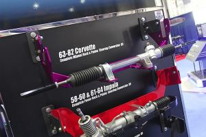 SEMA 2012: Steering Solutions from Flaming River