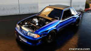 TopNotch: Creations 'n Chrome's Game Changing Fox Body