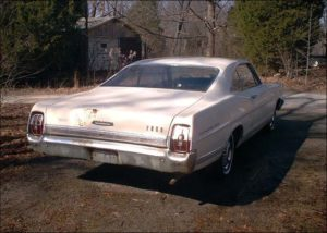 Big-Block Ford Galaxie Barn Find A Real Survivor