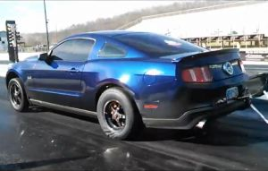 Video: Team Beefcake Racing's Daily-Driven 2011 Mustang Runs 9.03