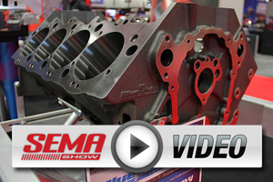 SEMA 2012: BluePrint Engines – New Block, Cylinder Heads And Crates