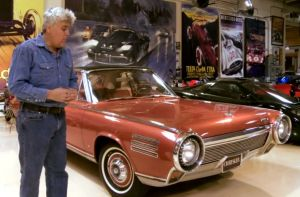 Video: 1963 Chrysler Turbine Concept On Jay Leno's Garage