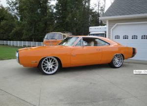 Ebay Find of the Day – 1970 Dodge Charger 500 SE Resto-Mod