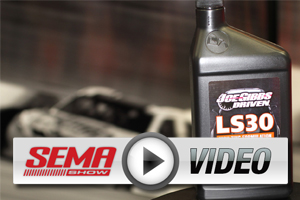 SEMA 2012: Joe Gibbs Driven Offers Street & Race Synthetic Oils