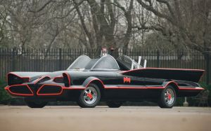 George Barris To Sell Original '55 Lincoln Futura-Based Batmobile