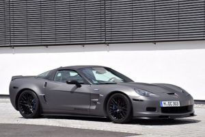 German Tuner Geiger Takes Corvette ZR1 To The Next Level