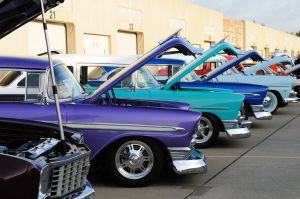 Goodguys Offering Free Admission to Military at Autumn Get Together