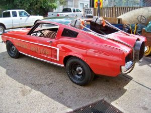Craigslist Find: A Jet-Powered '67 Mustang