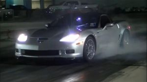 Video: Lethal Performance's ZR1 Runs 9.53 At 151 MPH