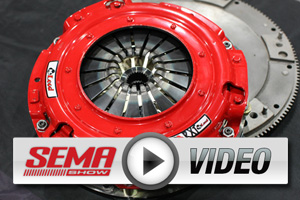 SEMA 2012: McLeod RXT Modular Clutches Keep Installation Simple