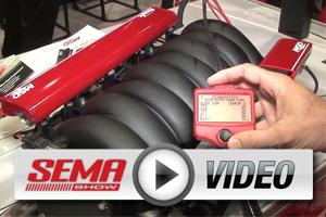 SEMA 2012: MSD Goes Atomic With EFI for LS Market