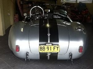 '65 Shelby Cobra Worth Over $500K Stolen From Home