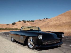 Video: This T-Bird Is Certainly Not Your Traditional Ford Two-Seater
