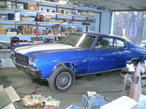 Craigslist Find: A 1970 Chevelle With Twin 455 V8s