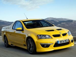 Vauxhall Maloo Sets Hill Climb Record In Europe