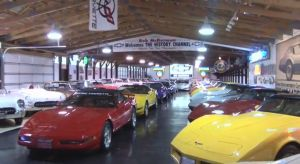 A Look at One of the Coolest Corvette Collections in the Country