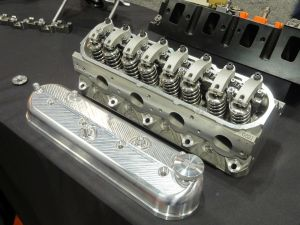 388 LSX Race Engine Part 3: Trick Flow/TEA Cylinder Heads