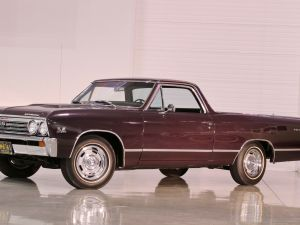 GM Trademarks El Camino, Nomad Names; Dare We Hope?
