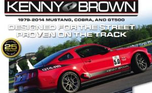 Kenny Brown Performance Launches Their 2013 Catalog