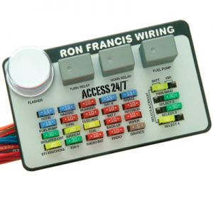 PRI 2012: Ron Francis Wiring, 24/7 Panel And iStart