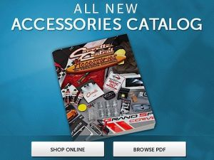 Corvette Central Brings It's Customers An Exciting Online Catalog