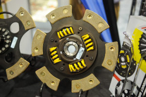 PRI 2012: ACT's Expanded And Improved Twin-Disc Clutches