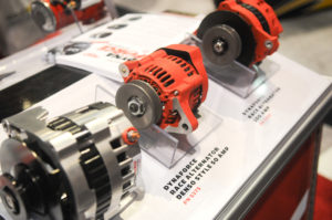 PRI 2012: MSD Performance's New DynaForce Alternators And Starters