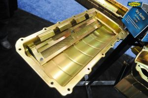 IMIS 2012: Milodon's New Drag/Road Race LS Dry Sump Oil Pan