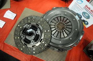 IMIS 2012: Fidanza&#8217;s New Qwik-Rev Flywheel And Clutch Combos