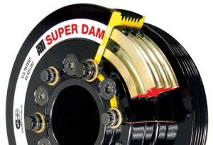 Damper-cross-section
