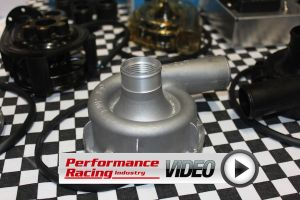 PRI 2012: Davies Craig Goes Electric With New Water Pump for SBC/BBC