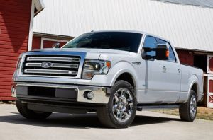 The New F-150 Likely to Shed 700+ Pounds